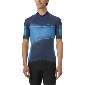 Giro Chrono Expert Pyöräilypaita Miehet, midnight/blue heatwave